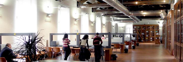 Biblioteca Dipartimento economia